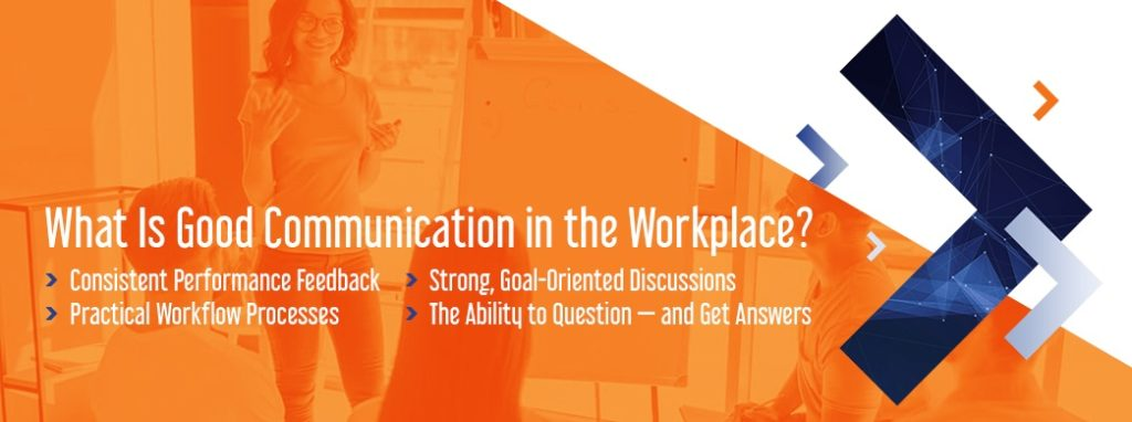 The Power of Good Communication in the Workplace - Momentum
